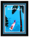 Cyclops Printworks: Lilo & Stitch (Framed #1), Xinwei Huang