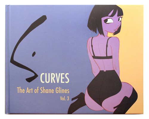 S Curves The Art of Shane Glines vol. 3, Shane Glines