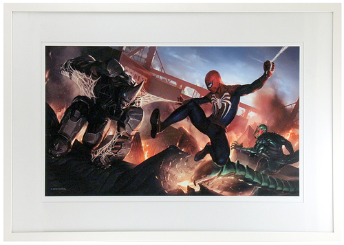 Marvel's Spider-Man: Marko Djurdjevic (FRAMED #1), Insomniac Games