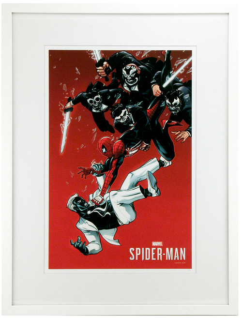 Marvel's Spider-Man: Tim Tsang  (FRAMED #1), Insomniac Games