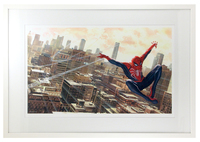 Marvel's Spider-Man: Alex Ross (FRAMED #1), Insomniac Games