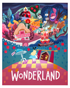 Alice in Wonderland (print)