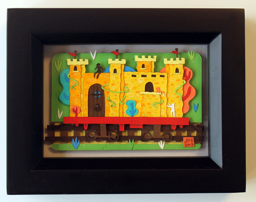 Castle Traincar, Jared Andrew Schorr