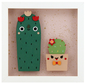 Cactus Friends, Michelle Romo