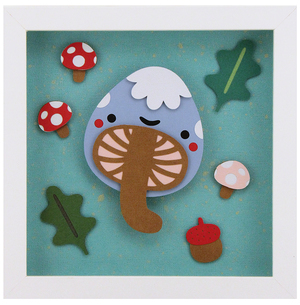 Mushroom Party, Michelle Romo