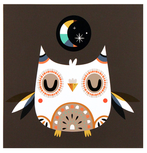 Mystical Owl, Crowded Teeth