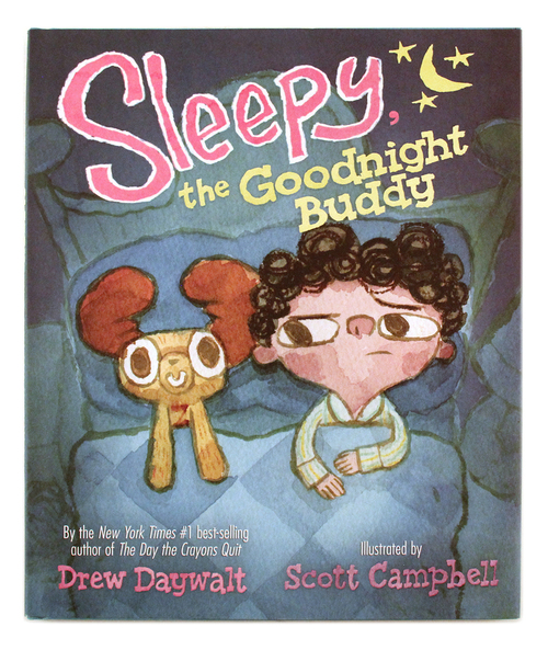 Sleepy, the Goodnight Buddy, scott c