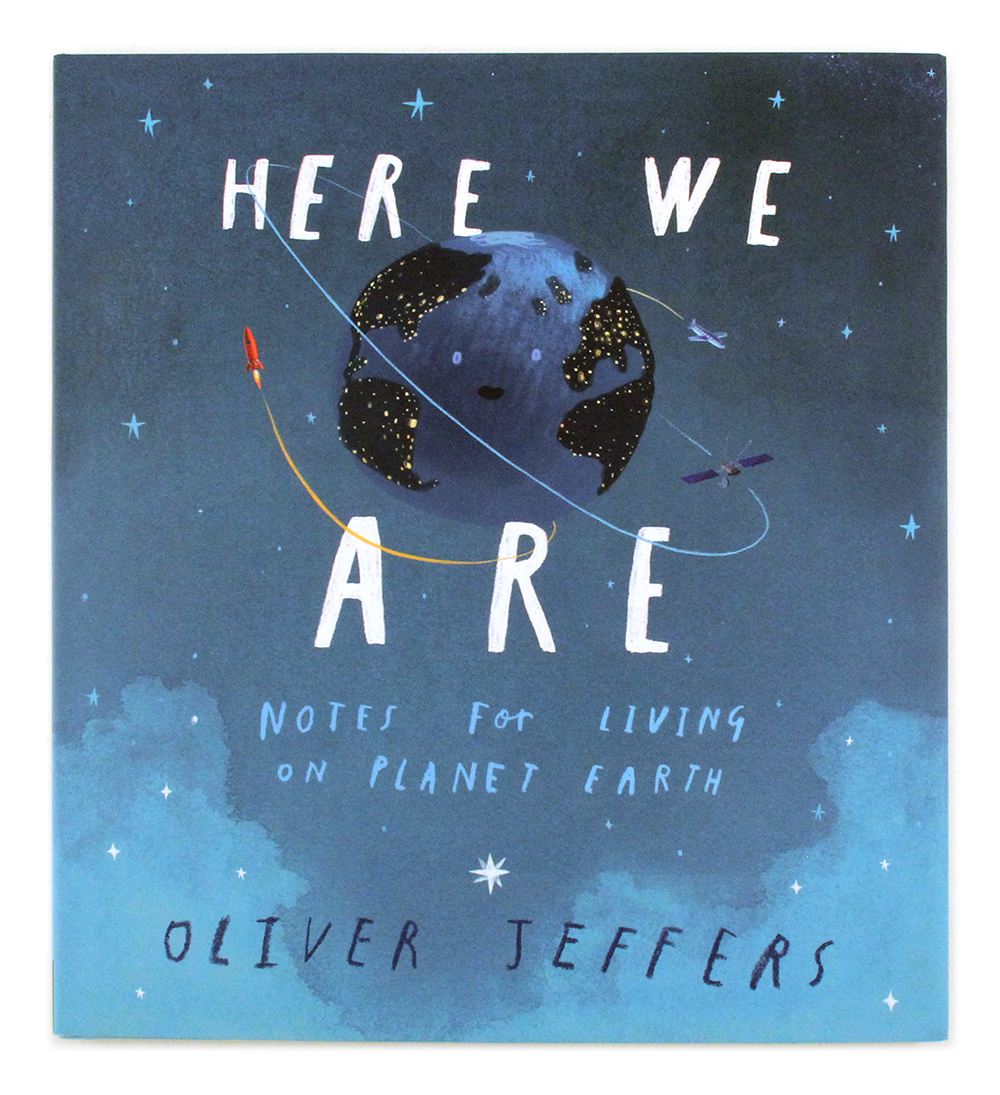 Here We Are, Oliver Jeffers