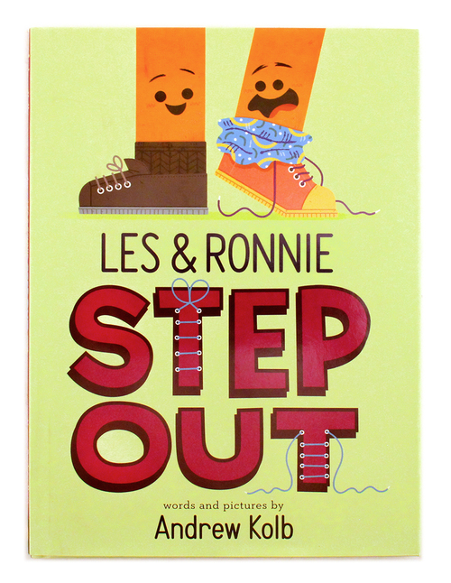 Les & Ronnie Step Out, Andrew Kolb