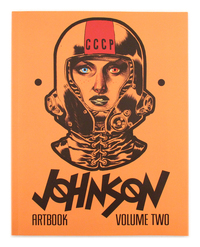 Dave Johnson Artbook Volume Two, Jason Schachter