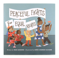 Peaceful Fights for Equal Rights, Jared Andrew Schorr