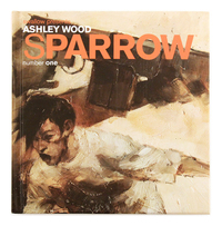 Sparrow: Ashley Wood no. 1