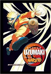 Uzumaki The Art of Naruto Vol. 1