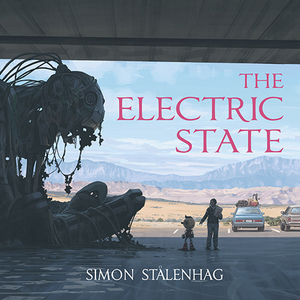 Simon Stålenhag Book Signing and Q&A