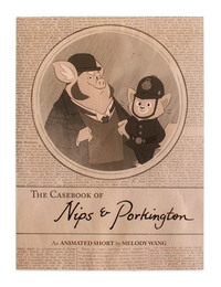 The Casebook of Nips & Porkington, Melody Wang