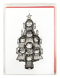Mary Blair Christmas Card Set (12-pack), Mary Blair