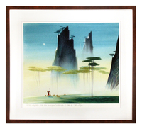 Majestic View (FRAMED), Tyrus Wong