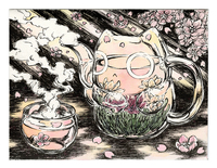 Lucky Tea, Kelly Yamagishi