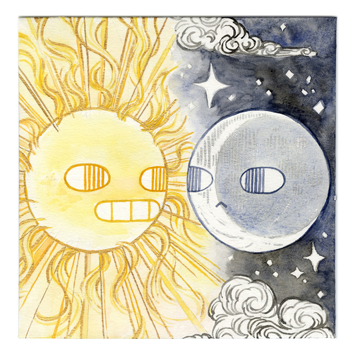 Sun & Moon, Kelly Yamagishi