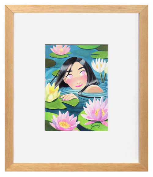 Water Lily, Sunmee Joh