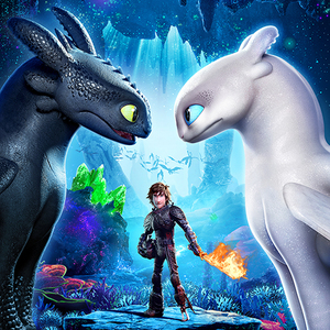 How To Train Your Dragon: The Hidden World (Signing / Panel)
