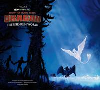 Art of How To Train Your Dragon 3: The Hidden World