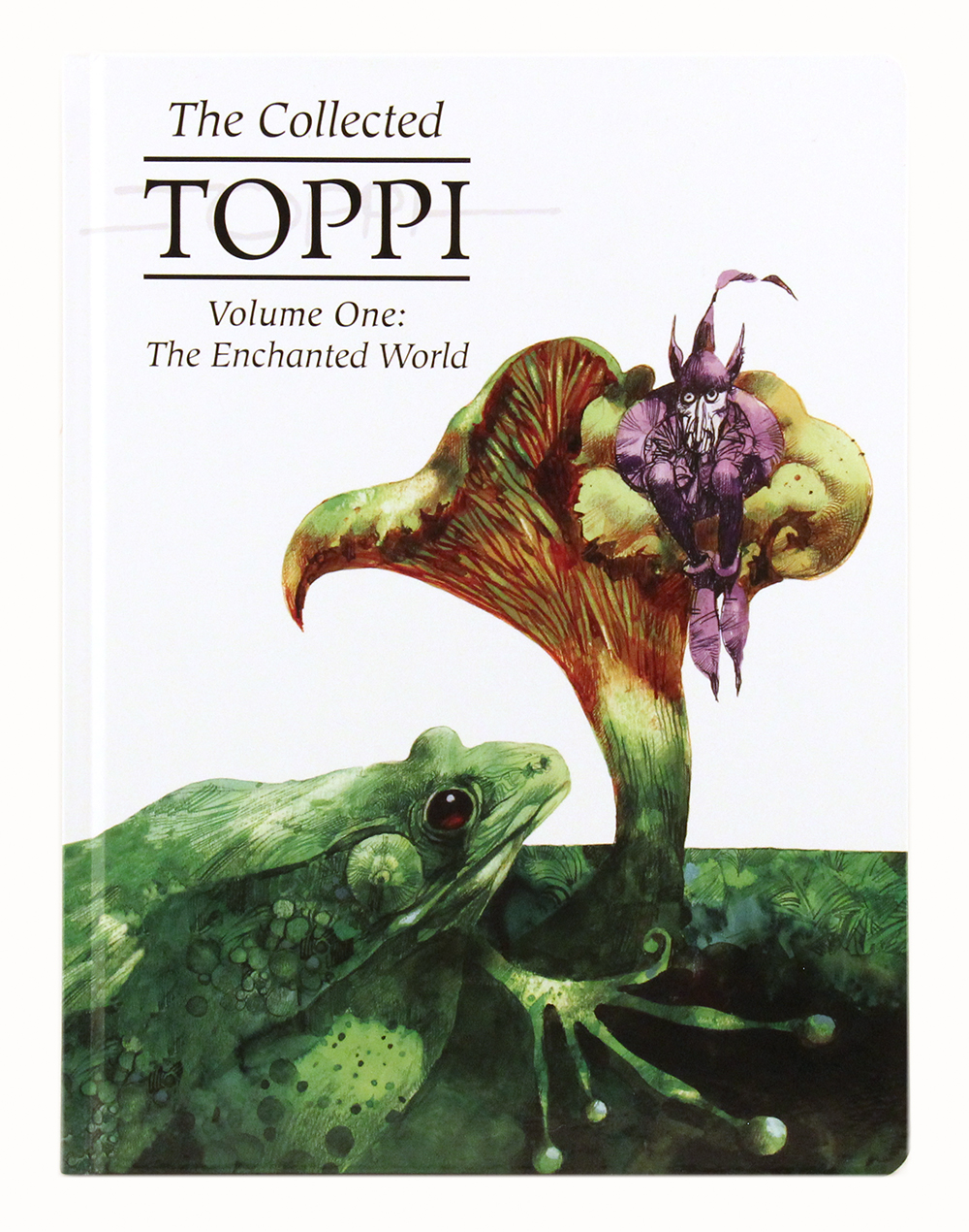 The Collected TOPPI Volume One: The Enchanted World
