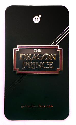 The Dragon Prince Enamel Pin