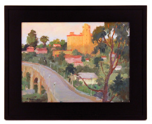 Arroyo-Pasadena Overlook, William Perkins