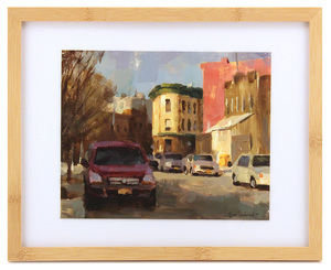 Newtown Avenue, Astoria, Kevin Scarborough