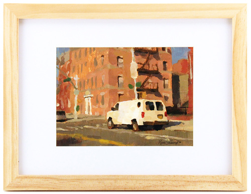 Broadway Avenue, Astoria, Kevin Scarborough
