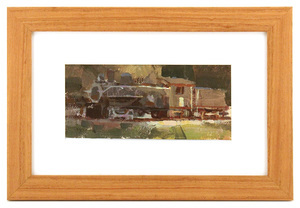 California Locomotive, Tad Retz