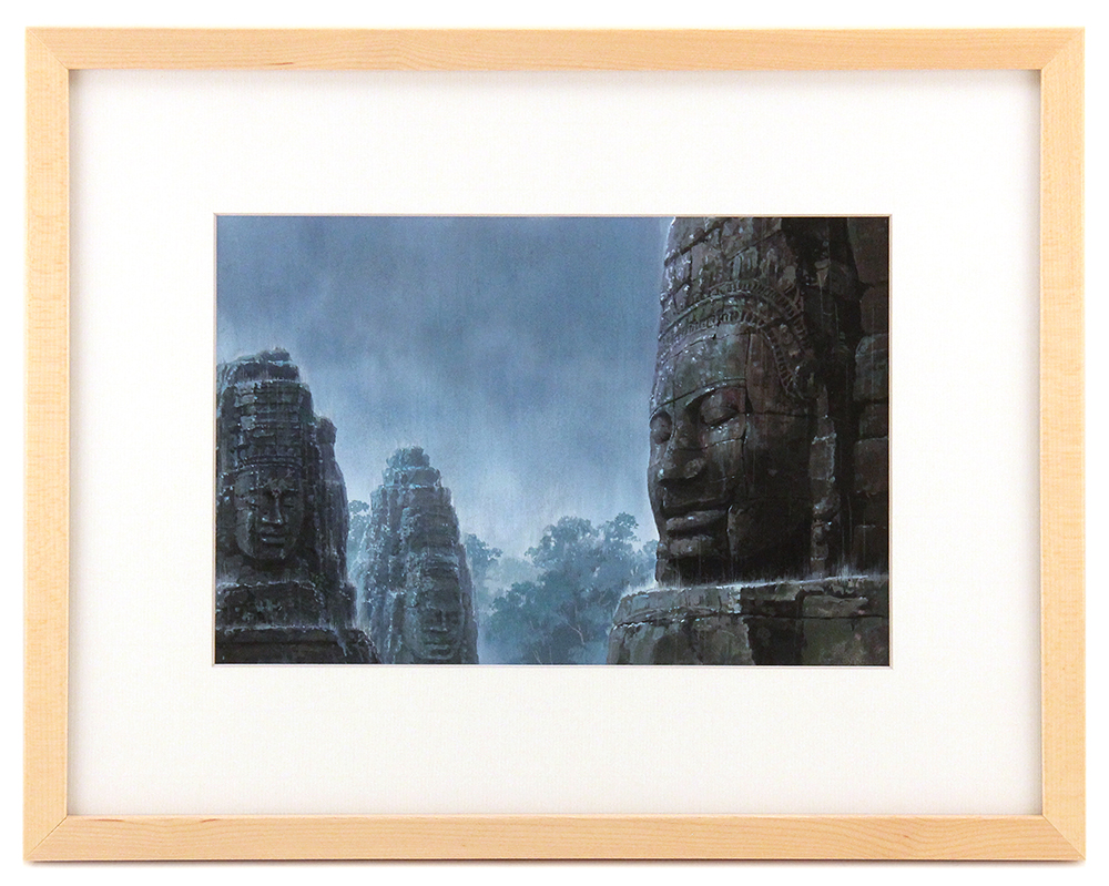 Bayon In The Rain, Yoichi Nishikawa