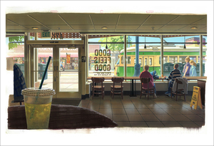 Good Feels Good (print), Yoichi Nishikawa