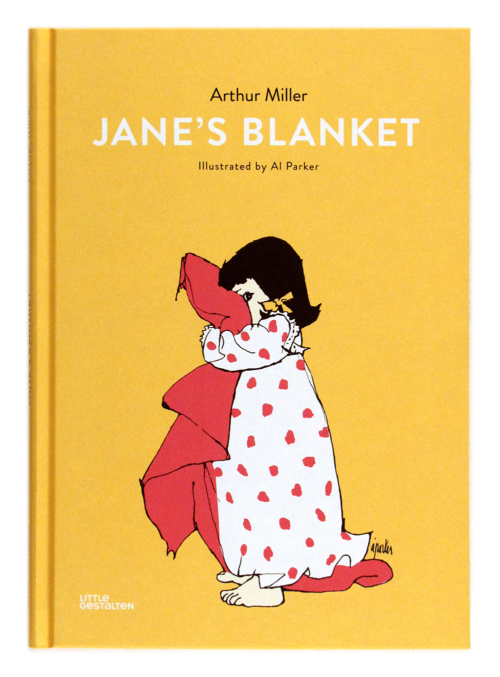 Jane's Blanket (Illustrated by Al Parker)