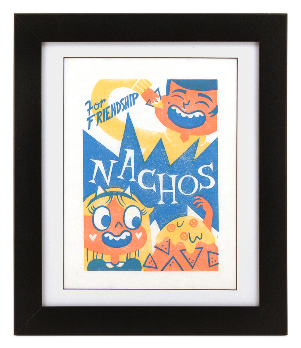 Friendship Nachos, Kayla Jones