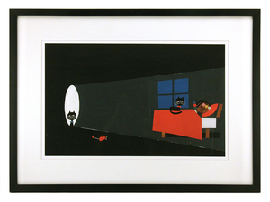 Another Pg. 2 PRINT (FRAMED), Christian Robinson