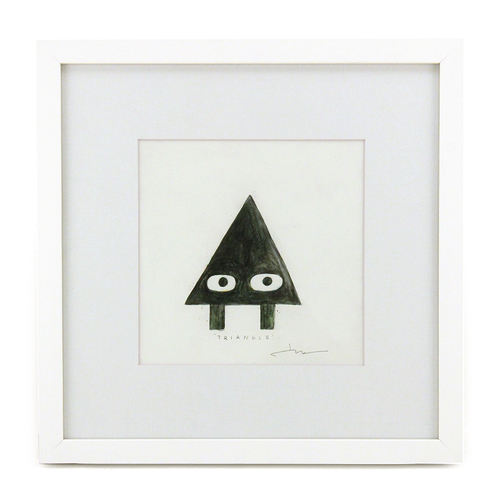 Cover Test for Triangle, Jon Klassen
