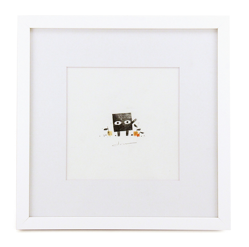 Production Test for Square, Jon Klassen