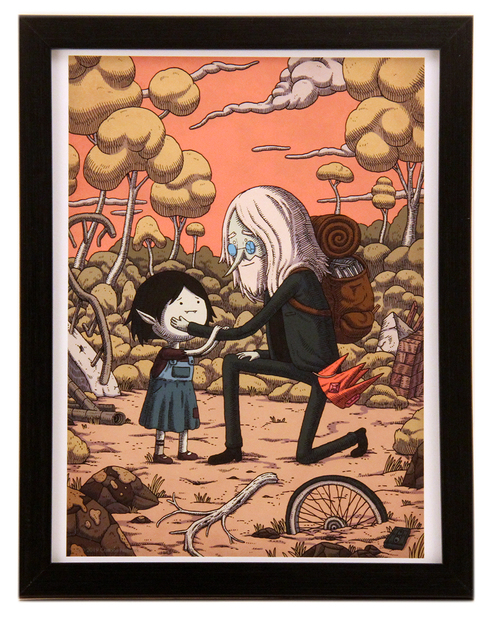 Simon and Marceline, Matthew Houston