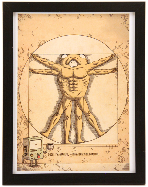 Vitruvian Finn, Matthew Houston