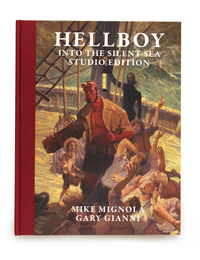 Hellboy Into the Silent Sea (Studio Edition), Mike Mignola