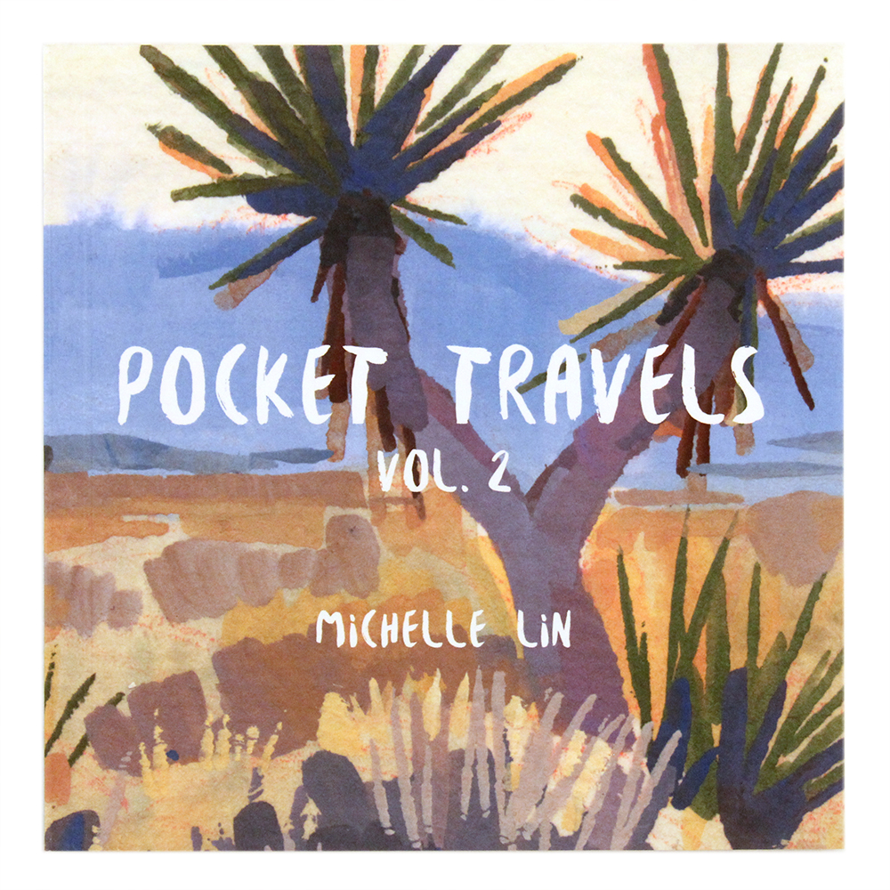 Pocket Travels Vol. 2, Michelle Lin