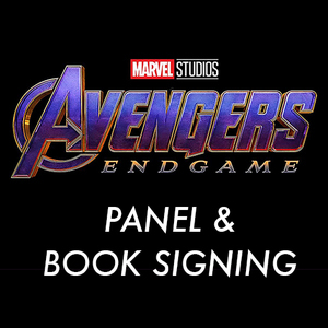 Marvel's Avengers: Endgame (The Art of the Movie) Panel & Signing