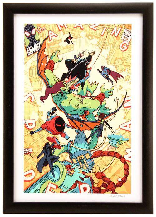 Collider (PP), Kevin Hong