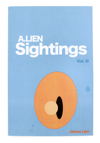 A.Lien Sightings Vol. III, James Lien
