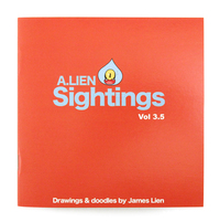 A.Lien Sightings Vol. 3.5, James Lien