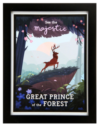 Prince of the Forest, Corinne Caro