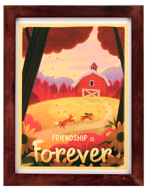 Friendship is Forever, Corinne Caro