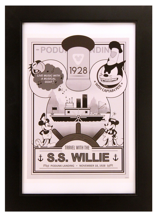 Steamboat Willie, Janice Chu